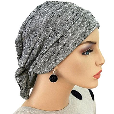 hats for you s two way chemo cap salt and paper