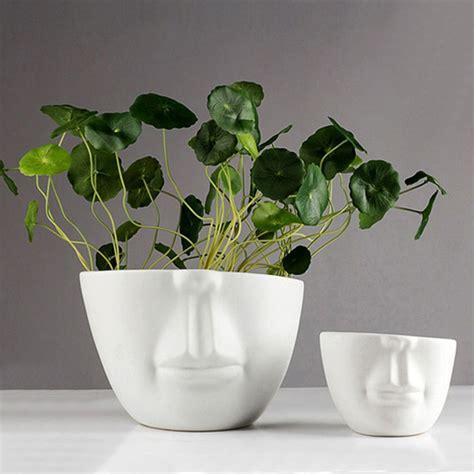 modern ceramic pots terrariums inspirational modern pots and planters modern