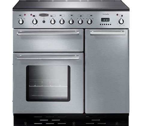 kitchen master induction cooker rangemaster toledo 90 electric induction range cooker stainless steel chrome stainless