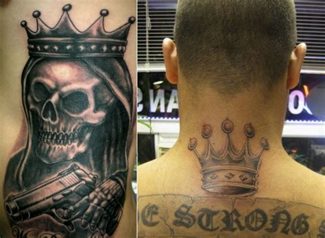 latin king tattoo 160 best images about prison tattoos gangsters and