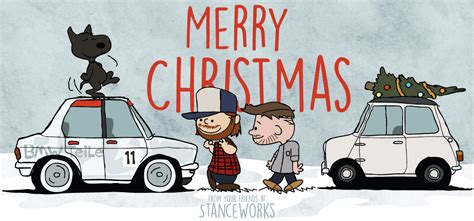 merry christmas titles merry stance works
