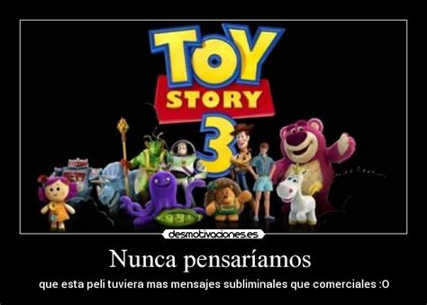 mensajes subliminales toy story 1 comerciales con mensaje pictures to pin on pinterest