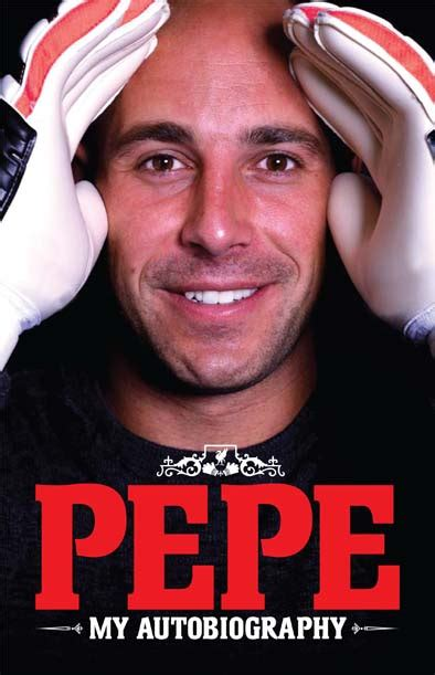 a in football my autobiography books pepe my autobiography liverpool shop local history