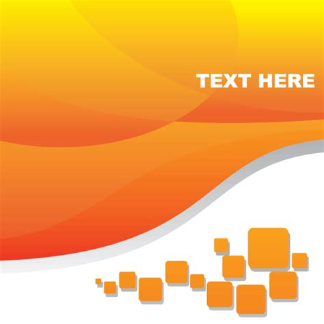 design background vector cdr abstract orange background vector free vector images