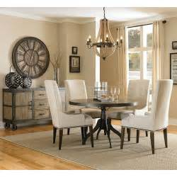 upholstered dining room sets walton dining room set w upholstered chairs