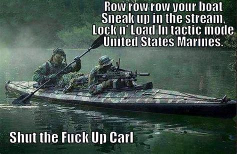 row the boat meme chuck s fun page 2 quot dammit carl quot military meme with