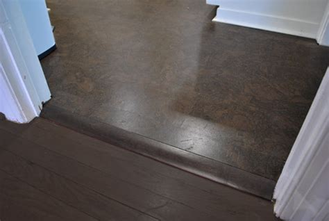 How To Add Floor Trim, Transitions, and Reducers   Young