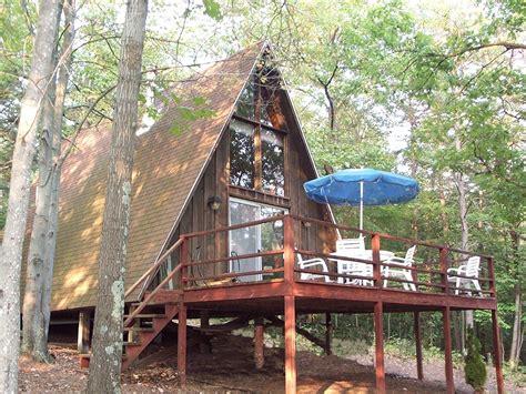 A Frame Cottage by Appalachian A Frame