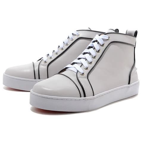 bottom sneakers mens mens bottom sneakers pony white