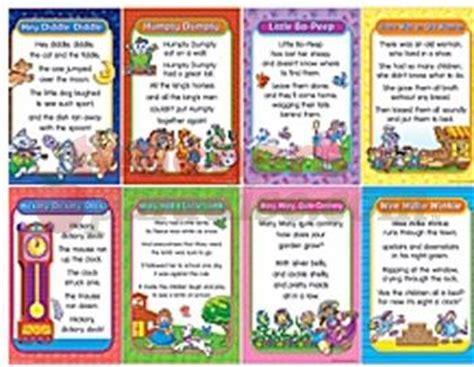 Free Printable Nursery Rhyme Posters 9 Best Images Of Printables Nursery Rhymes Posters Hey Diddle Nursery Rhyme Printable
