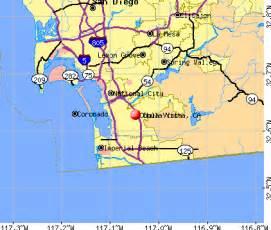 chula vista california map