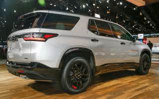 2018 Chevrolet Traverse High Country Comparison Chevrolet Traverse High Country 2018 Vs