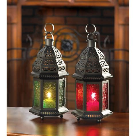 Moroccan Candle Holder by Moroccan Lantern Candle Holder Moroccan Decorative