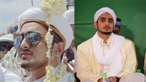 foto habib rizieq muda suara emas habib hanif al athos mirip habib syeikh abdul
