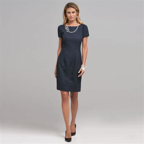 well dress with jacket good hairstyle for a long face flattering dresses for over 50 found on demandware