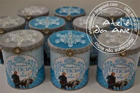 lata decorada tipo saquinho 70 lembrancinhas lata de leite como fazer em casa