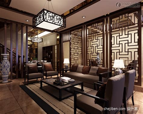 Chinese Living Room | chinese screens room dividers chinese style living room