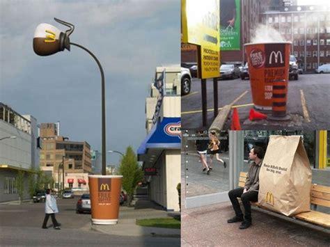 Restaurants that make a good use of Guerrilla Marketing