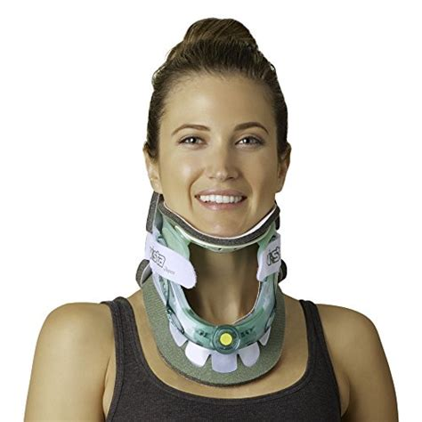neck brace aspen vista cervical collar neck brace provides neck support relief from neck