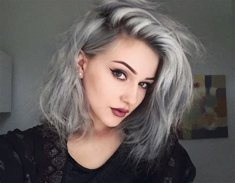 color de pelo moda 2016 tendencia del cabello platinado entre bellas