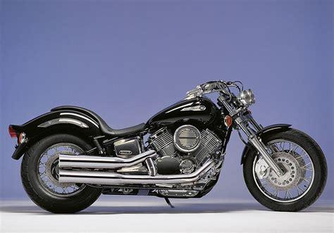 Motorrad Auspuff Eg Abe by Auspuff Komplettanlage Mit Groovy Yamaha Xvs650