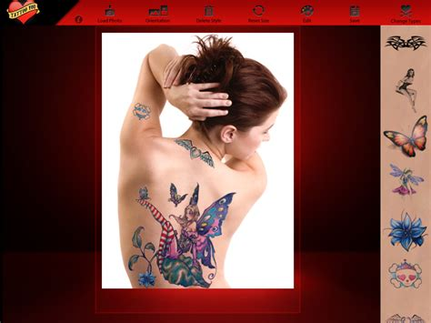tattoo make app create your own tattoo