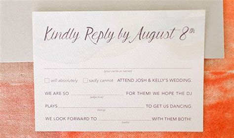 wedding invitation reply etiquette everything you need to about your wedding rsvps whimsy design studio
