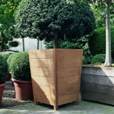 Tapered Planter by Adezz Sevilla Tapered Planter