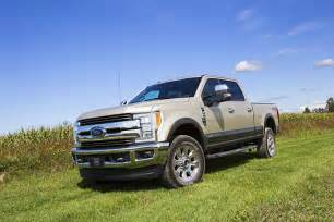 first drive 2017 ford super duty