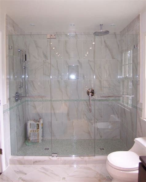 Shower Door And Panel Frameless Glasses Bvpc