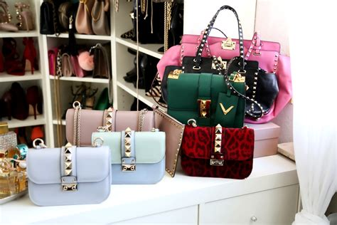 Bags Colection valentino garavani rockstud bag collection