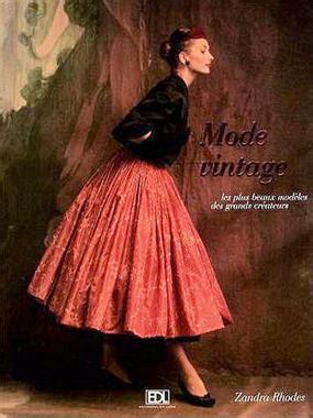 beaux livres  offrir pour noel mode vintage