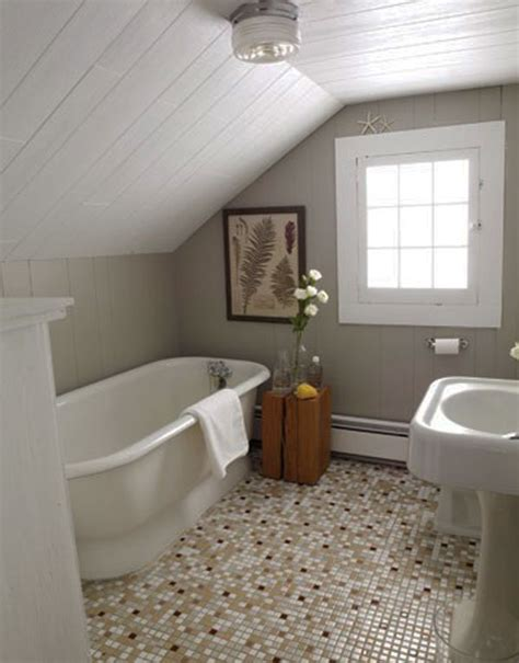 small attic bathroom ideas 1000 images about bathroom ideas on attic