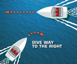 one boat is overtaking another which boat must give way boating safety are you ready for busy waters blog
