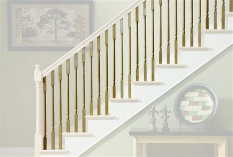 fitting banister spindles creative stair parts products wood balusters