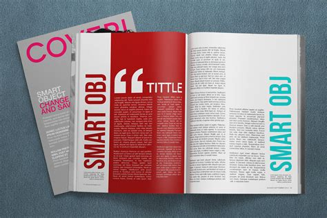 18 free magazine mockup templates for designers