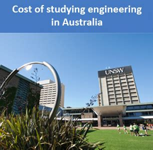 Mba Program In Australia Cost by Engineering In Australia The Study Cost