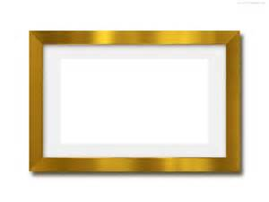 picture frame templates for photoshop gold photo frame psd template psdgraphics