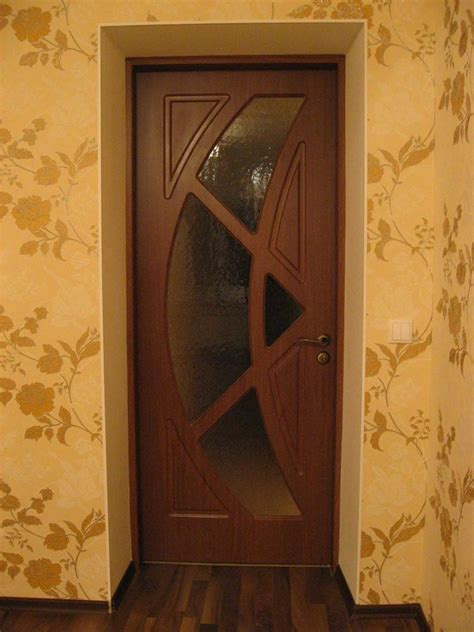 Wood Interior Doors With Glass Wooden Interior Doors