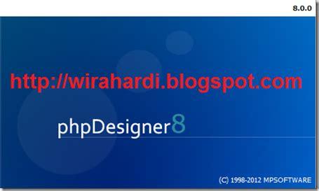 membuat website dengan php designer 8 belajar membuat website menggunakan php designer 8 hanya