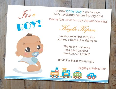 unique baby shower invitations for boys invitations for baby shower boy theruntime