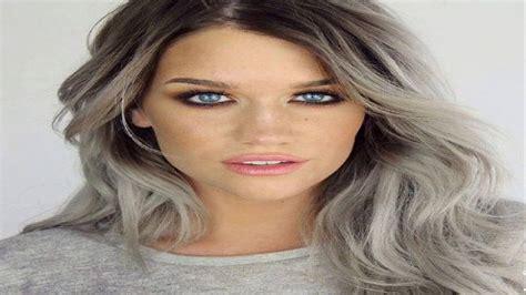 Youtube Ash Blonde Hair Google Search