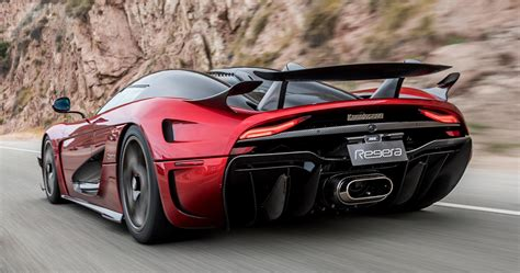 koenigsegg regera r koenigsegg regera aero package 385 kg downforce