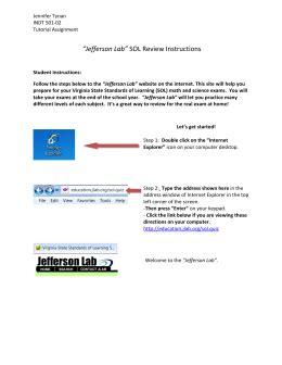 jlab org periodic table jefferson lab sol practice http education jlab org