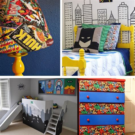 can you buy a house with your super awesome superhero ideas for kids bedrooms