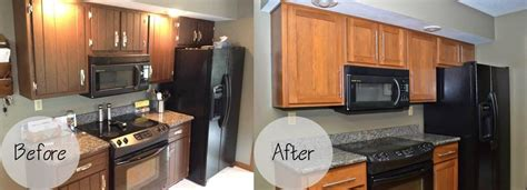 Replacing Kitchen Cabinet Doors Before And After by