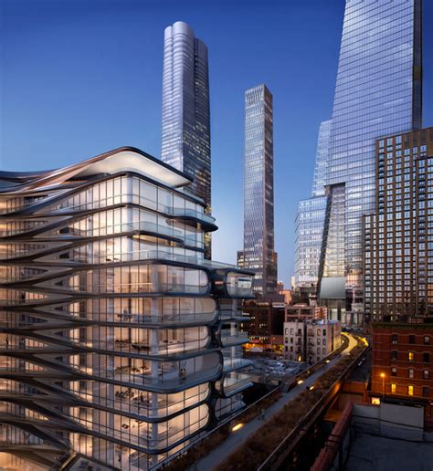 House Plans With Observation Room by New Look Revisions For 15 And 35 Hudson Yards