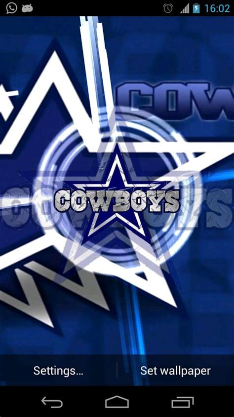 dallas cowboys live wallpaper apk dallas cowboys live wallpaper apk gallery