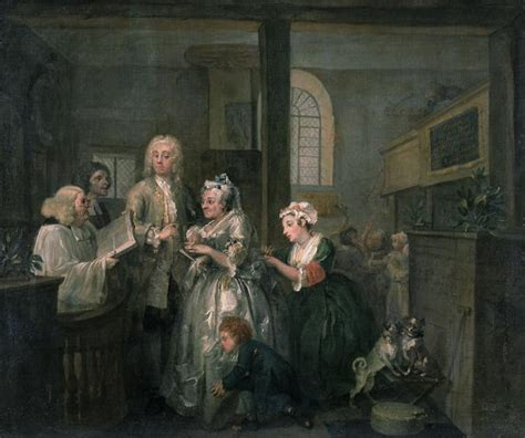 8 Paintings By Hogarth by A Rake S Progress Sir Soane S Museum