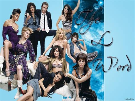 L Work by The L Word The L Word Wallpaper 4637491 Fanpop